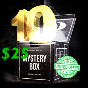 10 items mystery box!! Only $25